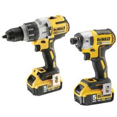Dewalt Dck276p2 18v 2pce Brushless Kit 5ah