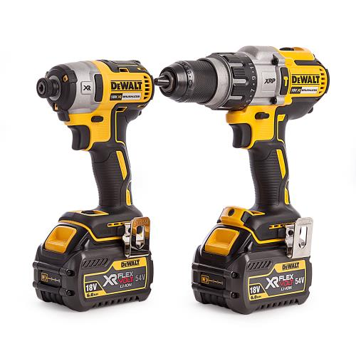 Dewalt Dck276t2t 18v Brushless Kit 6ah