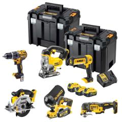 Dewalt Dck665p3t 18v 6pak(2 Cases) Brushless