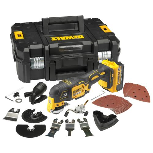 Dewalt Dcs355m1 18v Multitool