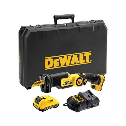 Dewalt Dcs310d2 10.8v Mini Recip Saw