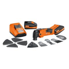 Fein Afmm18qsl Cordless Multimaster Set