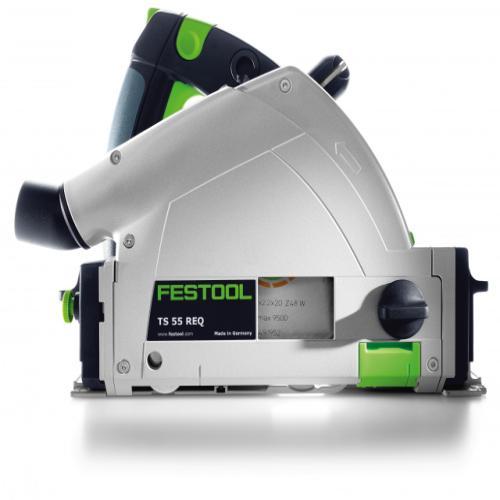 festool ts 55 rebq plus fs gb 240v plunge saw lakedale power tools. Black Bedroom Furniture Sets. Home Design Ideas