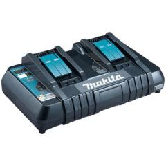 Makita Dc18rd 14.4-18v 110v 2 Port Charger