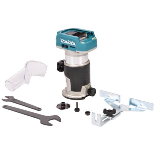 Makita Drt50zx4 18v Brushless Router/trimmer