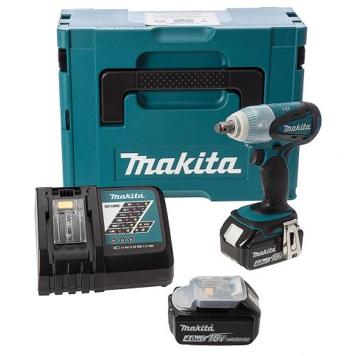 Makita Dtw251rmj 18v Impact Wrench