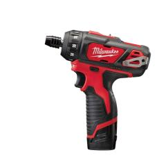 Milwaukee M12bd-202c12v Screwdriver