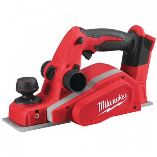 Milwaukee M18bp-0 Cordless Planer Bare Unit