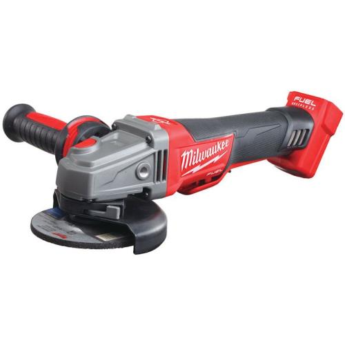 Milwaukee M18cag115xpdb402c 18v 115mm Grinder