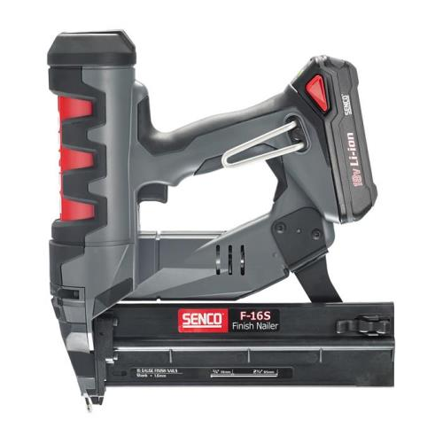 Senco 16g Fusion F-16s Straight Finish Nailer