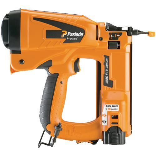 Paslode Im50 F18 Finish Straight Brad Nailer