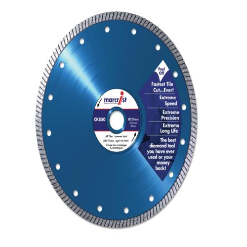 Marcrist Ck850 Hi Speed Diamond Blade 115x22 Lakedale