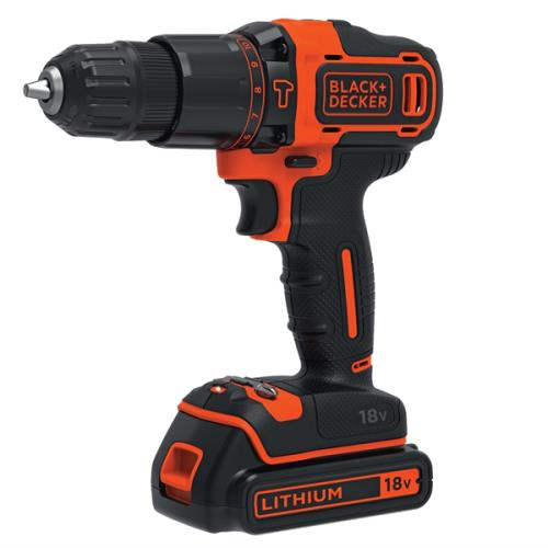 Black&decker 2 Speed Combi Drill 18v