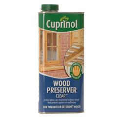 Cuprinol wood preserver clear 1 litre lakedale power tools Cuprinol exterior wood preserver clear