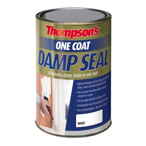 ronseal one coat damp seal 750ml lakedale power tools. Black Bedroom Furniture Sets. Home Design Ideas