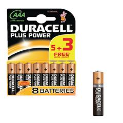 Duracell 5 + 3 Aaa Battery Pack
