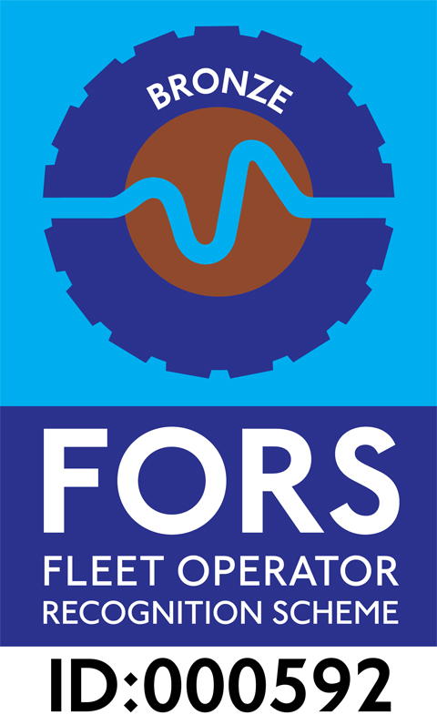 Lakedale Power Tools Certified Member of Fleet Operator Recognition Scheme