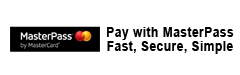 Pay with MasterPass - Fast, Secure, Simple